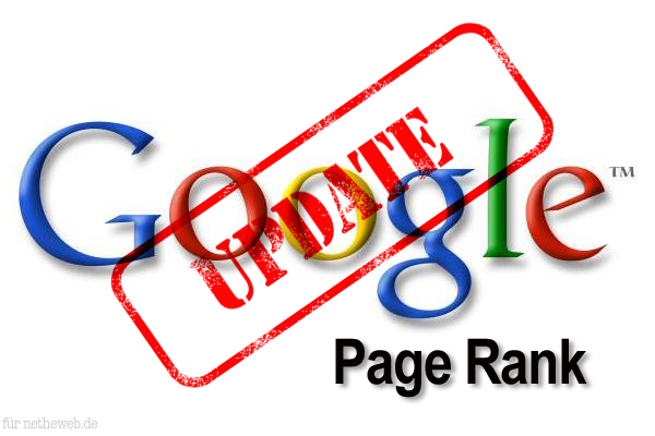 PageRank Update netheweb